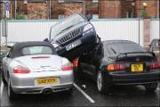 Britse autoverzekeraars verliezen meer dan miljard
