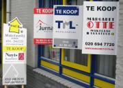 Hypotheekmarkt blijft somber