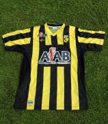 Afab verlengt sponsorschap Vitesse