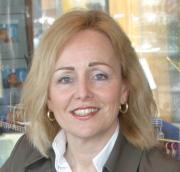 Marjantine Jakobs managing director bij Aon Consulting