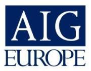 AIG Europe verder onder vlag AIU
