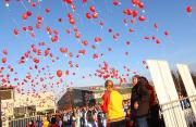 Aegon-medewerkers lopen € 80.000 bij elkaar