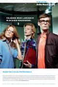 Nieuwe arbeidsmarktcampagne Delta Lloyd