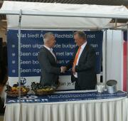 Anker verleent volmacht aan Van Kampen