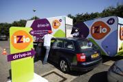 iZio verkoopt reispolis langs snelweg