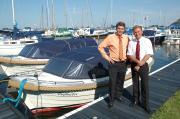 Delta Lloyd blij met opgespoorde boten