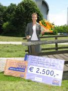 Babette van Berkel 'hypotheekadviseur van het jaar'