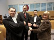 Arag-juristen in Roermond beëdigd tot advocaat