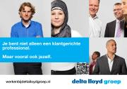 Delta Lloyd start wervingscampagne