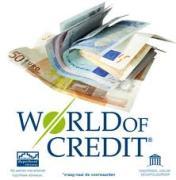 Curator World of Credit wacht op uitleg adviseur Wattebled