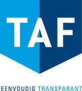 Inkomensverzekering nabestaanden bij TAF