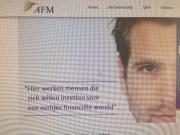 AFM leidt nieuwe toezichthouders op