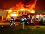 Schade brand Vodafone geraamd op € 30 mln