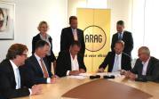 Volmacht Arag voor Bastian & Visser