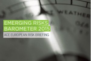ACE Emerging Risks Barometer 2015