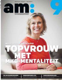 Ingrid de Graaf voert top vijftig verzekeringsvrouwen aan