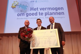Financieel planner Rabobank wint FFP-verkiezing