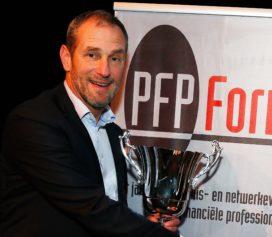 André Brusse op PFP Forum verkozen tot financieel planner van het jaar