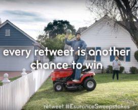 Esurance wint reclamestrijd Superbowl
