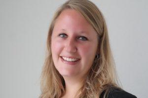 Judith hooge Venterink: 'Het idee is dat jongeren en ouderen elkaar leren kennen'