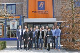 Elf nieuwe franchisenemers voor Van Bruggen