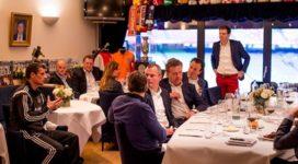 Ajax inspireert tijdens Keukentafelsessie