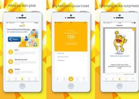 Reaal beloont klanten voor gebruik app