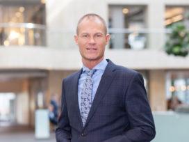 Rutger Zomer nieuwe financiële man Aegon