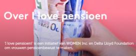 Delta Lloyd lanceert online pensioenplatform voor vrouwen