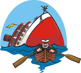 Delta Lloyd gaat helpen bij bootschade tijdens Sail