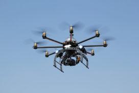 Britten kunnen hun drone straks per vlieguur verzekeren