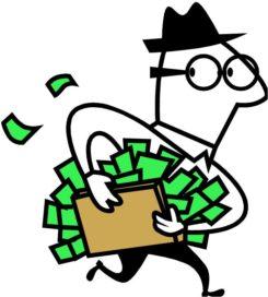 Fraudeur wil geld, maar ook status
