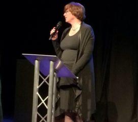 Adfiz prijst Hanneke Hartman voor 'ongekende power'