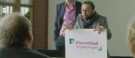Klaverblad is tevreden met zijn reclame