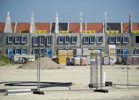 Verkoop nieuwe woningen weer terug op niveau voor crisis