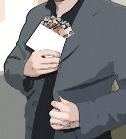 OM eist zeven maanden cel tegen adviseur die met envelopjes schoof