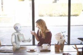 Robot Pepper gaat in verzekeringen