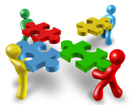 Federatie voorwaarts met masterplan