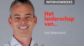 Job Steenland: 'Géén uniforme werkwijze, wel een gemeenschappelijk doel'