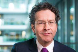 Dijsselbloem waarschuwt: 'Financiële sector wacht op minister die weer ruimte biedt'