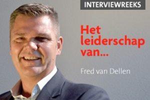 Fred van Dellen: 'Neem de tijd voor excellente dienstverlening'
