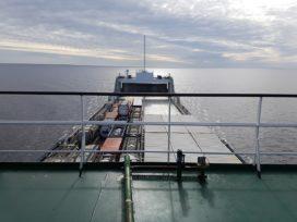 Zeevarende met Nederlandse werkgever die buiten de EU werkt is verzekerd in zijn woonstaat