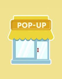 Ondernemers pop-up stores willen verzekering nog wel eens vergeten