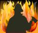 Brandweerman 80x68