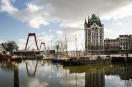 Verfbeurt Willemsbrug bezorgt Rotterdammers lakschade