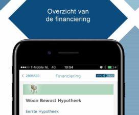 Hypotrust geeft met app inzicht in aanvragen