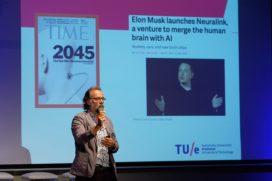 Steinbuch: 'Alles wordt een robot en de mens misschien zelfs onsterfelijk'