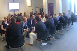 Zeventien nieuwe koppels voor Match InSurance mentor-mentee traject