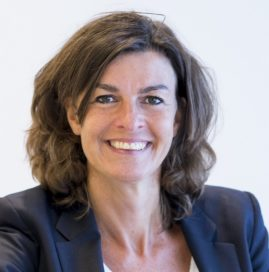 Georgette Fijneman nieuwe divisievoorzitter Zilveren Kruis
