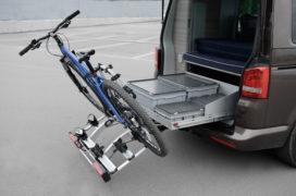 Verloren fiets zorgt voor fikse schade